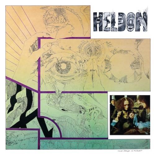 """Heldon """"Electrique Guerilla"""" (1974) Album preview. Reissue out March 16, 2018"""