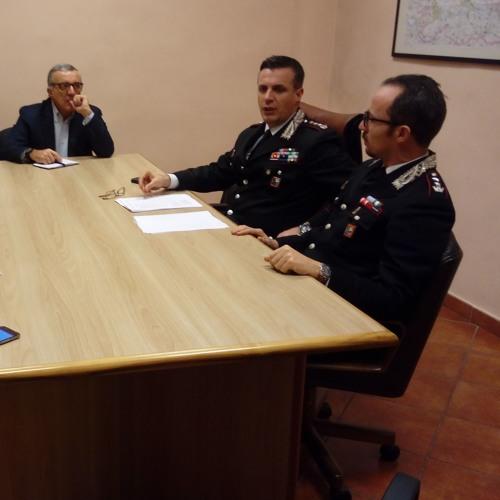 Carabinieri: il bilancio delle attività 2017. L'intervista al Colonnello Federici