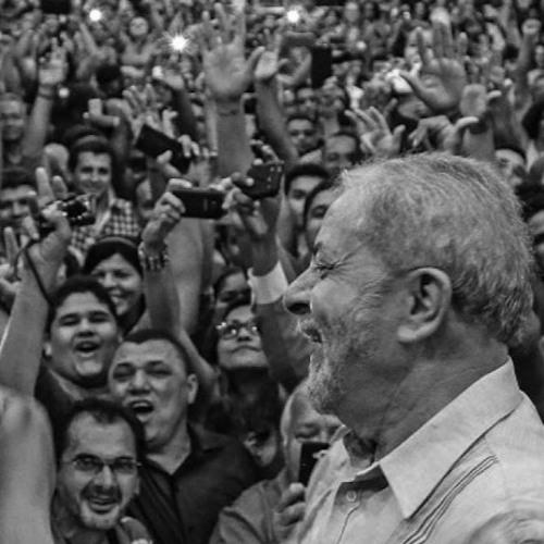No Rio, atos denunciam a ilegalidade do processo contra o ex -presidente Lula