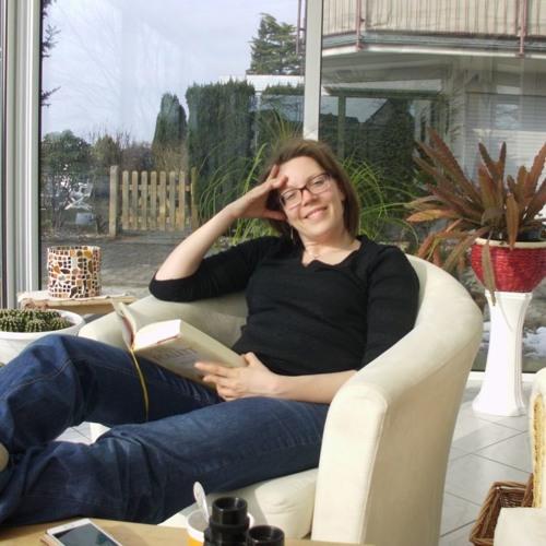 Sarah at home