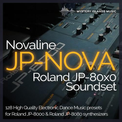 NOVALINE JP-NOVA SOUNDSET FOR ROLAND JP8000/8080