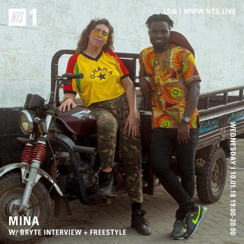 10 minute freestyle (NTS Radio 10/01/18)