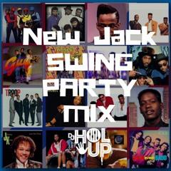 New Jack Swing Mix Feat Teddy Riley Heavy D R Kelly Hi Five