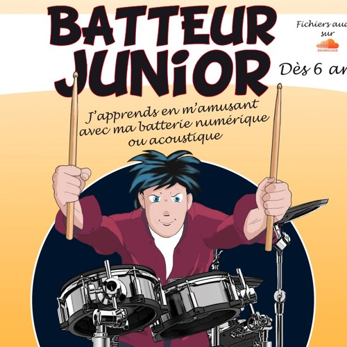 Batteur Junior updated
