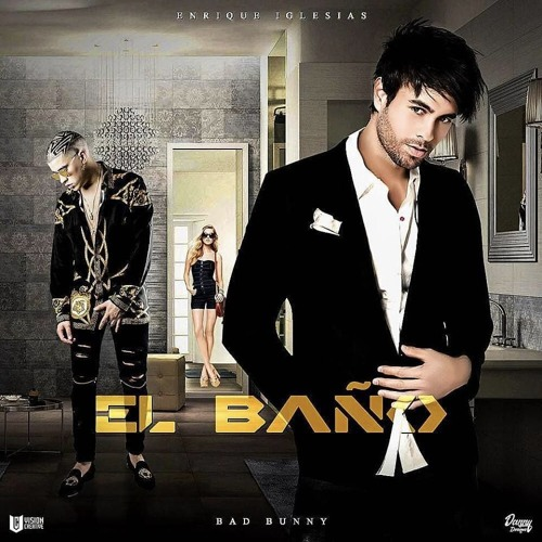 Enrique Inglesias Feat Bad Bunny – El Baño (Dj Nev Edit)