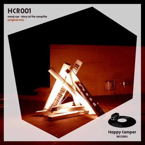 Premiere: Noraj Cue - Story At The Campfire (Be Svendsen Remix) [Happy Camper Records]