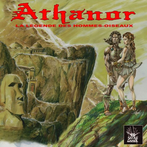 Athanor2 - Legend of the birdmen