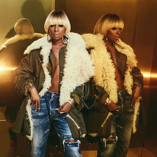 BOUNCE BACK 2.0 - Mary J. Blige 2018-01-12 17:05