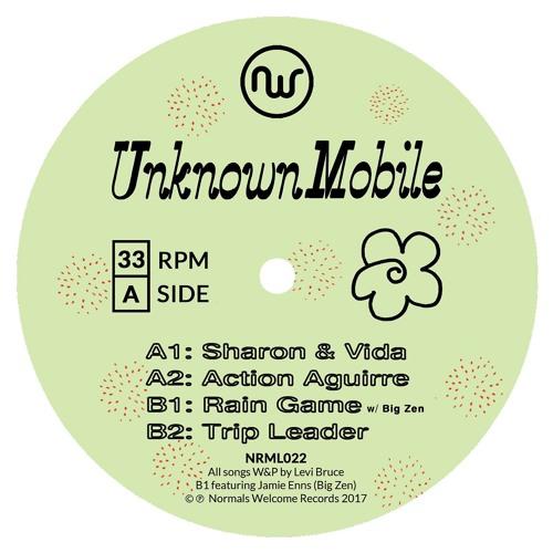 "Unknown Mobile - Sharon & Vida 12"" (NRML022)"