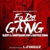 Fo Da Gang ft. Shootergang Kony & Babyface Gunna (DigitalDripped.com)