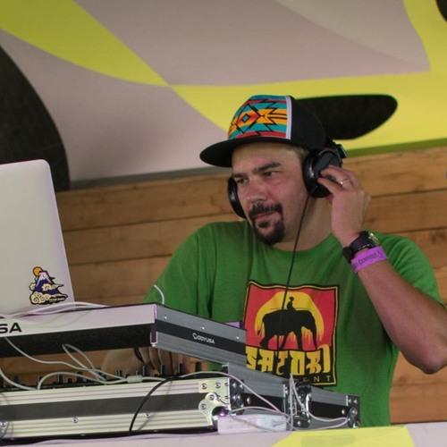 Art Outside 9/9/17 - DJ Jah Karma