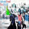 (MxM Release) Advent Feud - MaxMASK [Instrumental Hip-Hop]
