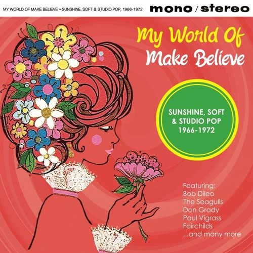 My World Of Make Believe CD on Teensville Records (official teaser medley)
