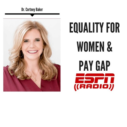 1/11/18 Equality for Women & Pay Gap, Dr. Cortney Baker