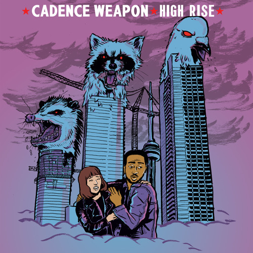 High Rise (produced by Jacques Greene)