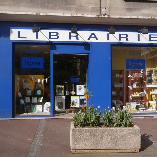 """La librairie """"Entre les lignes"""" à Creil"""
