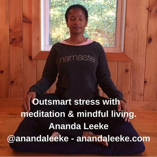 #ThrivingMindfully: Outsmart Stress with Meditation