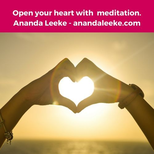#ThrivingMindfully: Open Your Heart with Compassion Meditation
