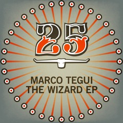Marco Tegui - The Wizard Sails Alone feat. Tone Of Arc [Bar25-066]