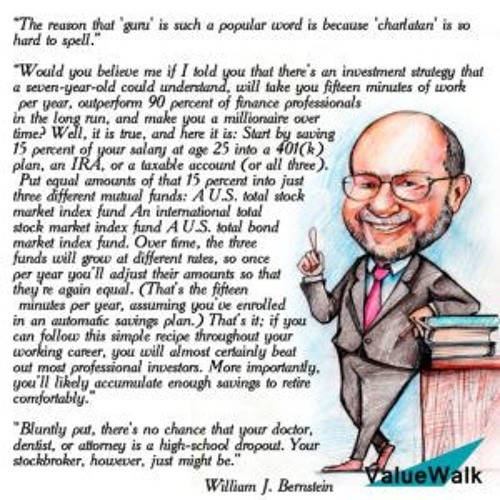 William J Bernstein ValueTalks