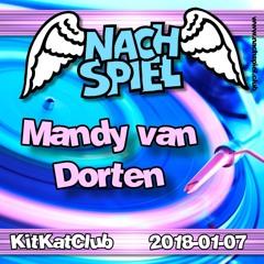 Nachspiel (Kitkat Club) 07.01.2018 - Mandy van Dorten