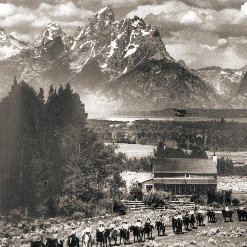 Jackson, Wyoming: Home Below the Tetons