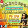 DJ Eyez guest Spot on 99Jamz Reggae SPin, 11-11-17