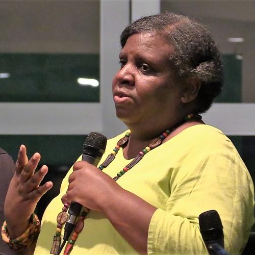 Janet Robinson-Flint - Black Women for Wellness