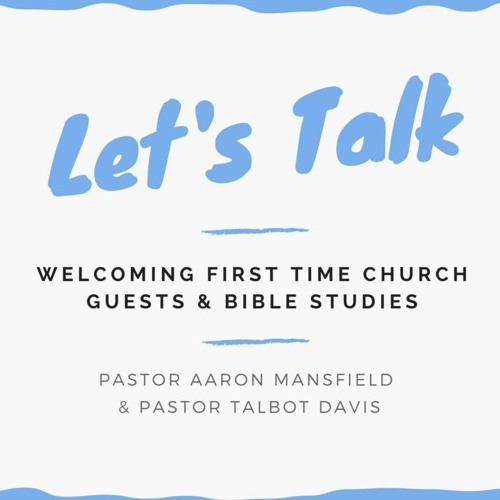 From Sermon to Bible Study Gift - Welcoming New Church Visitors