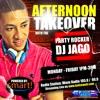 AFTERNOON TAKEOVER LIVE WITH RICARDO DRUE X DJ JAGO