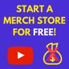 How to Make Your Own Merchandise for Youtube **FREE** (2018) - Design & Sell Merch Online