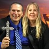 Episode 4965 - Jesus is the ROCK and my name is on the Roll - Bill and Valerie French