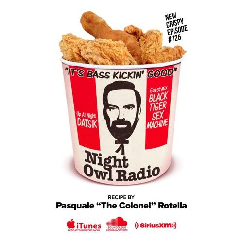 Night Owl Radio 125 ft. Datsik and Black Tiger Sex Machine