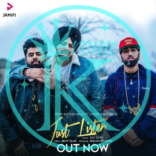 Just Listen - Sidhu Moose Wala (DJ Krome Remix) by DJ Krome - (IG