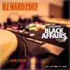 DasDing Black Affairs Radio Show January 2018