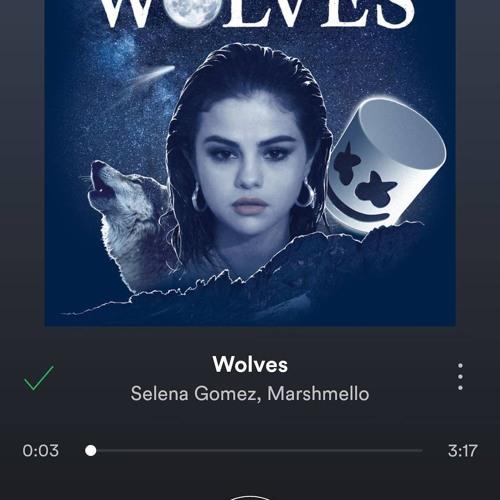 Selena Gomez, Marshmello Wolves  Remix