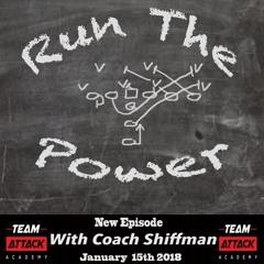 Coach Tony Shiffman - Hog Football Chat EP 002