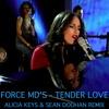 Force MD's - Tender Love (Alicia Keys & Sean Doohan Remix)