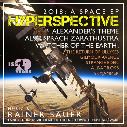 "Rainer Sauer ""2018: A Space EP"": The Return Of Ulysses (EP Version)"