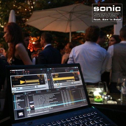 Sonic Seven feat. Sax 'n Soul live Jam @ Paradise Night - Palais Coburg 2017-06-20 - Part3