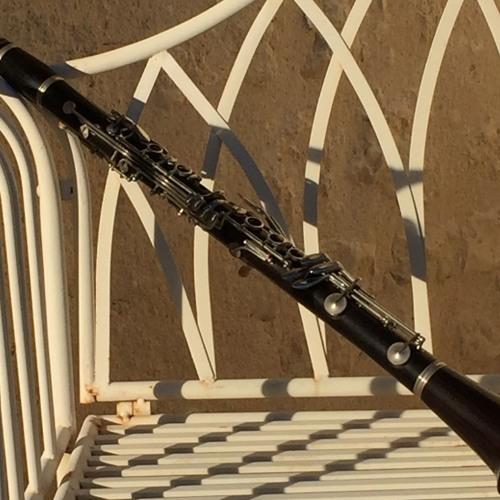 Air on a G String -clarinet