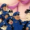 police academy spacetoon 🎧🌻