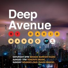 Deep Avenue   Deep House, Indie Dance, NuDisco