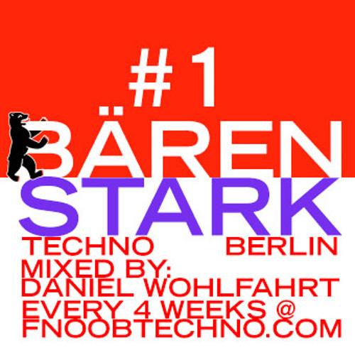 Bärenstark Techno Berlin #1 13.01.2018