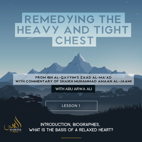 Introduction, Biographies, What is the Basis of a Relaxed Heart?