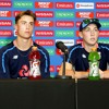England U19s v Namibia U19s - Harry Brook And Will Jacks