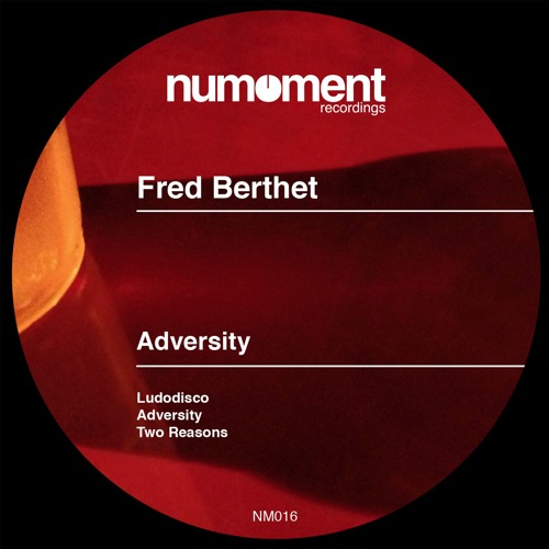 Fred Berthet - Adversity EP