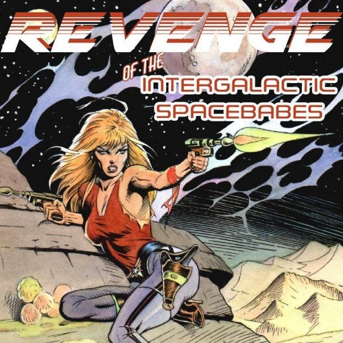 Revenge of the Spacebabes NYE Warehouse Special