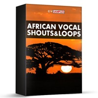 100 FREE African Vocal Shouts & Loops
