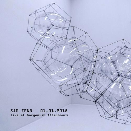Sam Zenn - live at Gorgomish Afterhours NYE 2018